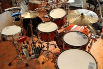 Drum-Tech Kurs im Chiemgau